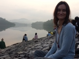 My India Adventure – Ashram Life: DailySchedule